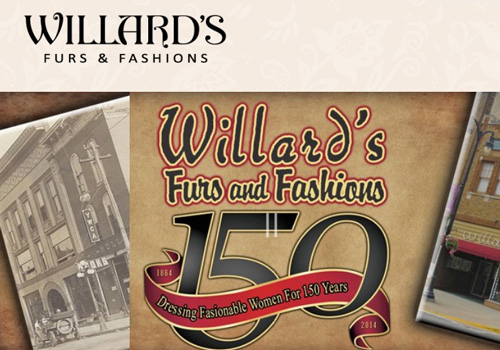 willards furs site